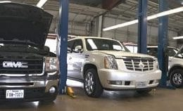 Exceeding your expectations at Victor's Service Center